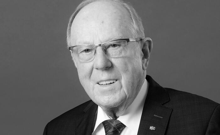 Siegfried Lingel, Senator ehrenhalber und langjähriger Honorargeneralkonsul der Republik Mosambik
