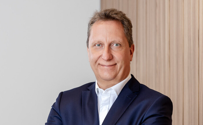 Michael Amann, Geschäftsführer Becken Invest