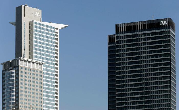 Sitz der DZ Bank in Frankfurt