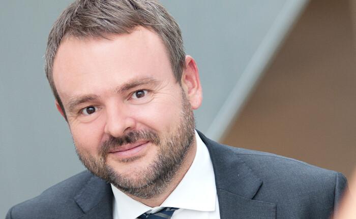 Florian Widmer, Vorstandschef der Walser Privatbank