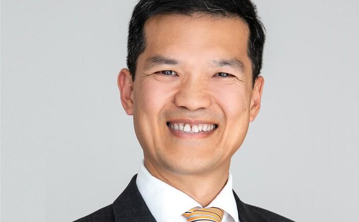 Richard Luu von der Profide Vermögensverwaltung