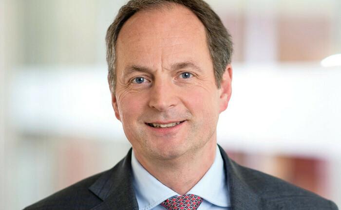 Matthias Schellenberg, Bankmanager mit mehr als 25 Jahren Erfahrung in Finanzunternehmen