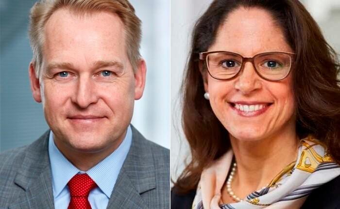 Alexander Bode (li.) und Sabine Fischer von BB Alternative Partners