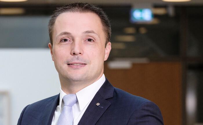Gregor Kuhl von der Pax-Bank
