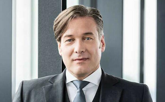 Claus Kühn, seit Mitte November Mitglied der Geschäftsführung der Paribus KVG