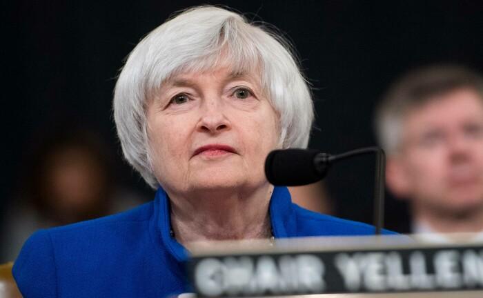 Ex-Fed-Chefin Janet Yellen wird als neue US-Finanzministerin gehandelt