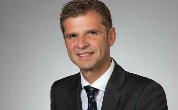 Georg Roeb, seit 26 Jahren in verschiedenen Funktionen für die Commerzbank tätig