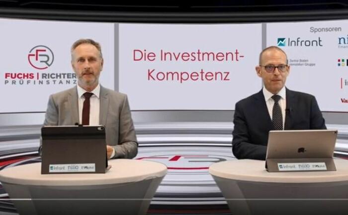 Fuchs | Richter Prüfinstanz wertet Prüfkriterien aus