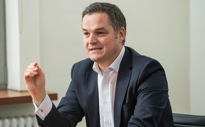 Stephan Lipfert ist Geschäftsführer von Punica Invest: Die gemeinsame Vertriebsorganisation von Aramea Asset Management und Hansainvest wurde im Januar 2020 gegründet.|© Punica Invest