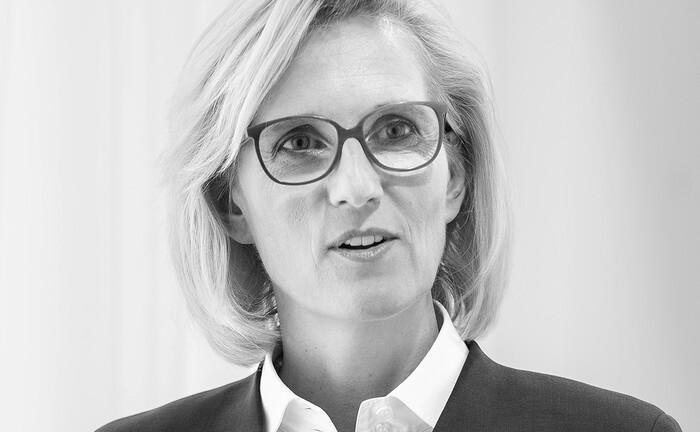 Sabine Keller-Busse, Leiterin operatives Geschäft und EMEA-Chefin der UBS. Sie verantwortet ab Februar 2021 das Schweiz-Geschäft der Bank.