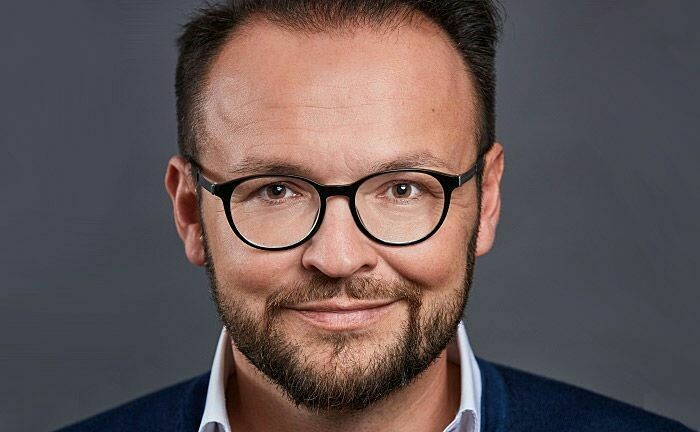 Reinhard Tahedl, Chef des Münchner Fintech-Inkubators Finconomy