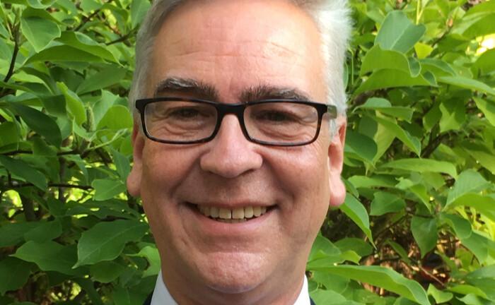 Marcus Ebert, von 2011 bis 2019 Vorstand der früheren Schwäbischen Bank