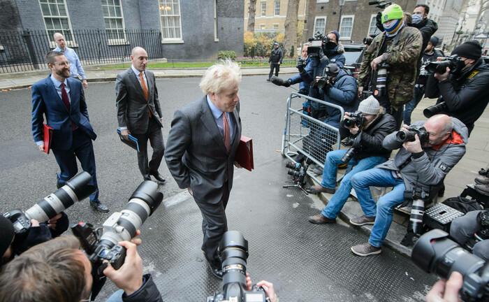 Boris Johnson sorgt ab und an für kurzfristige Marktturbulenzen