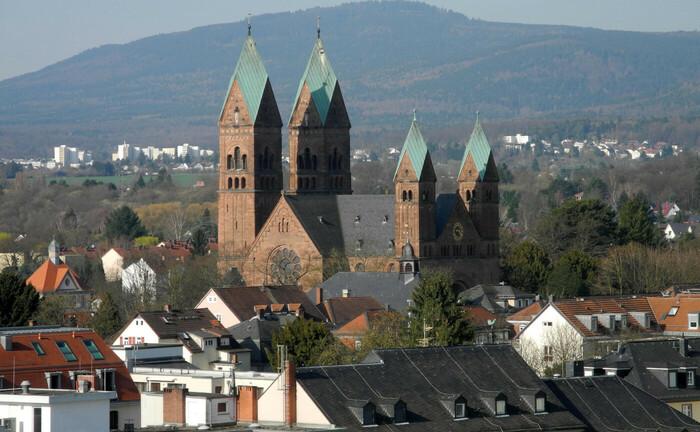 Erlöserkirche in Bad Homburg vor der Höhe