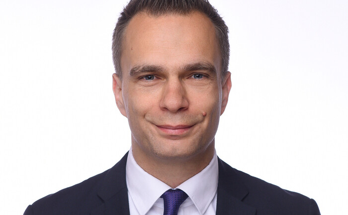Harald Fischer, bereits von 2009 bis 2019 bei der Munich Re tätig