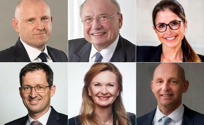 6 von 28 brancheninternen Vorbildern im Wealth Management, basierend auf einer Umfrage der Stephan Unternehmens- und Personalberatung