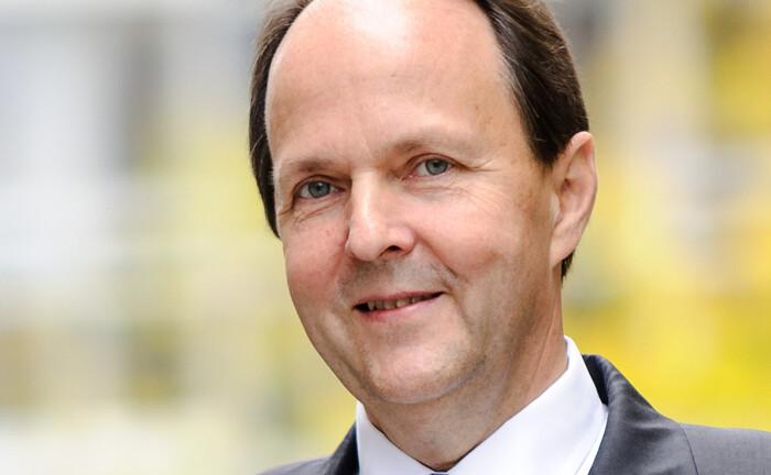 Klaus Niewöhner-Pape, Geschäftsführer von Industria Wohnen