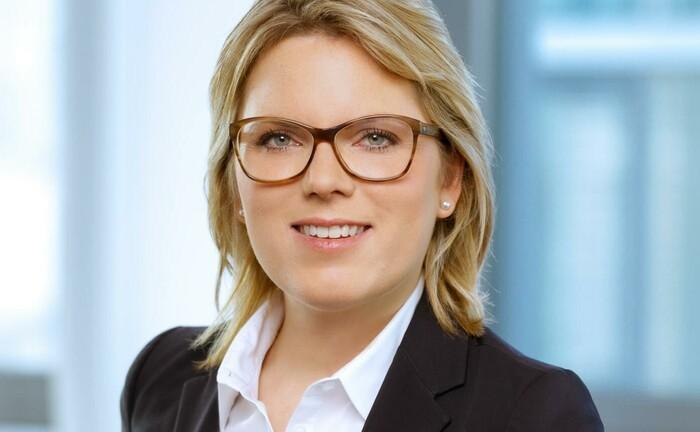 Julia Stöcker, verantwortliche Fondsmanagerin des HQAM European Equities