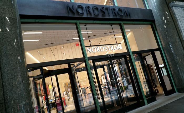 Filiale des Mode-Händlers Nordstrom