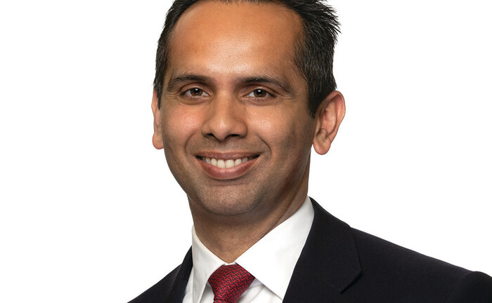 Ahmed Husain vom Asset Manager Neuberger Berman: Der Leiter Family Offices und Endowments EMEA schaut auf das Anlageverhalten von europäischen Family Offices zurück | © Neuberger Berman