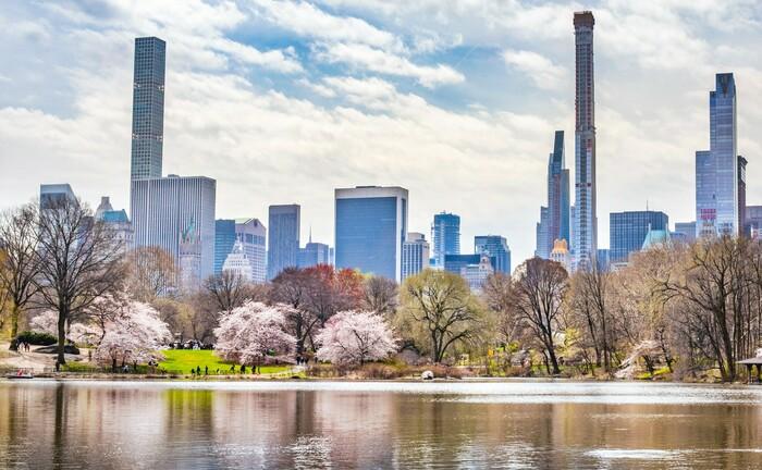 New York, Firmensitz der Goldman Sachs Gruppe: Die Analyse von ESG-Faktoren ist unerlässlich, um die Geschäftsrisiken des 21. Jahrhunderts zu bewerten. Daher gehört sie zur Aufgabe aller Investmentspezialisten. |© imago images / agefotostock