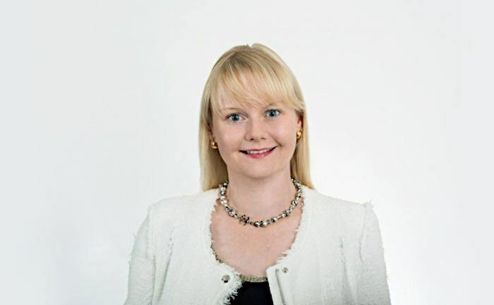 Nachhaltigkeitsspezialistin Martina Macpherson: Von Moody's zu Oddo BHF.|© Oddo BHF