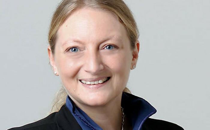 Carmen Hallmann, seit Ende 2019 als Projektmanagerin Private Banking bei M.M. Warburg & CO tätig