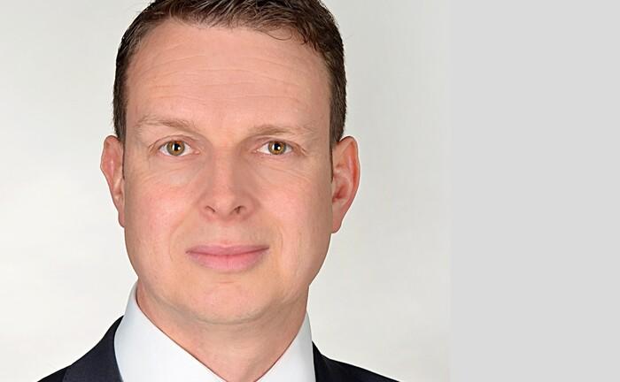 Marco Kretschmann, seit 2017 Niederlassungsleiter München bei der Fürstlich Castell'schen Bank