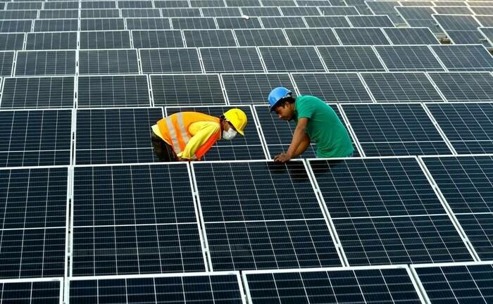 Solaranlagen in Bangladesch