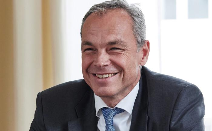 Frank Schriever von der Deutschen Bank