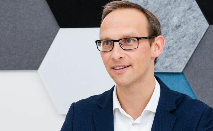Björn Siegismund vom Berliner Vermögensverwalter Kapilendo