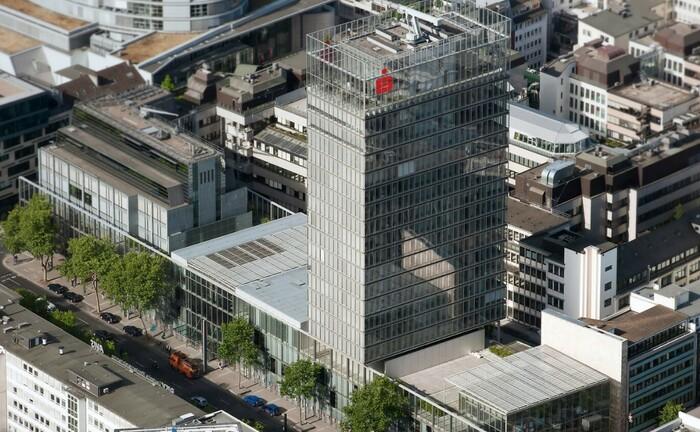 Hauptgebäude der Stadtsparkasse Düsseldorf