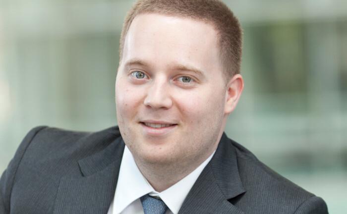 Jonathan Baltora, Inflationsspezialist bei Axa Investment Managers: Der leitende Manager sieht derzeit ein lohnendes Umfeld für inflationsgebundene Anleihen.|© Axa Investment Managers