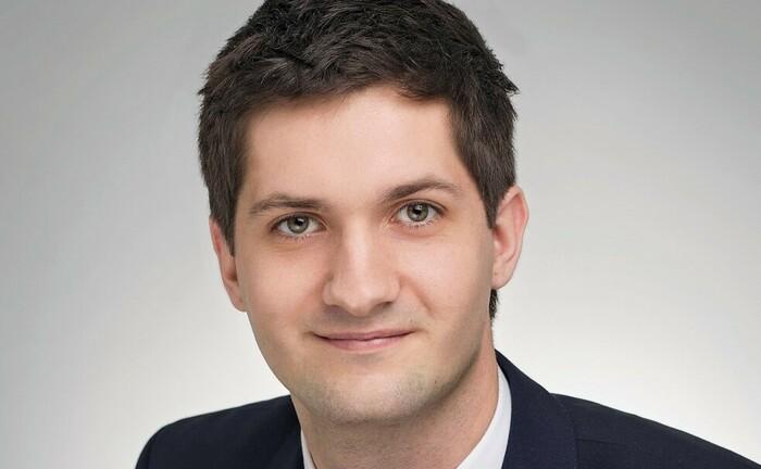 Oleg Schantorenko, bislang für Wellington Management tätig