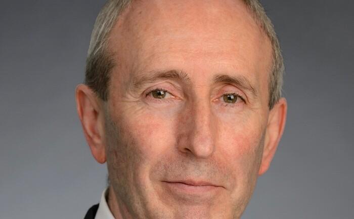 Andrew McCaffery, globaler Chefanleger von Fidelity