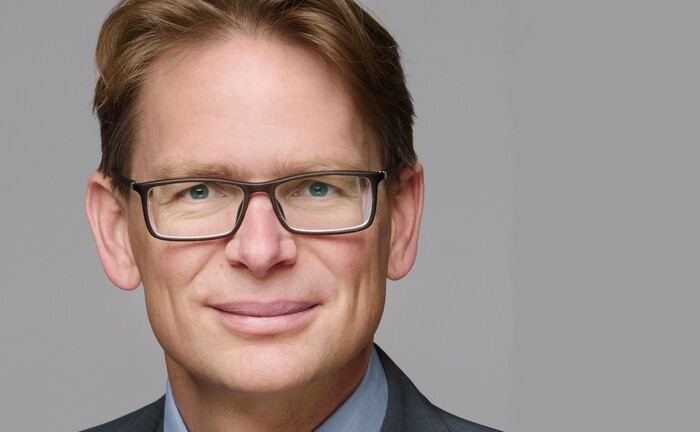 Andreas Mayer leitet die Niederlassung Nürtingen bei Dr. Boss Finanz Management