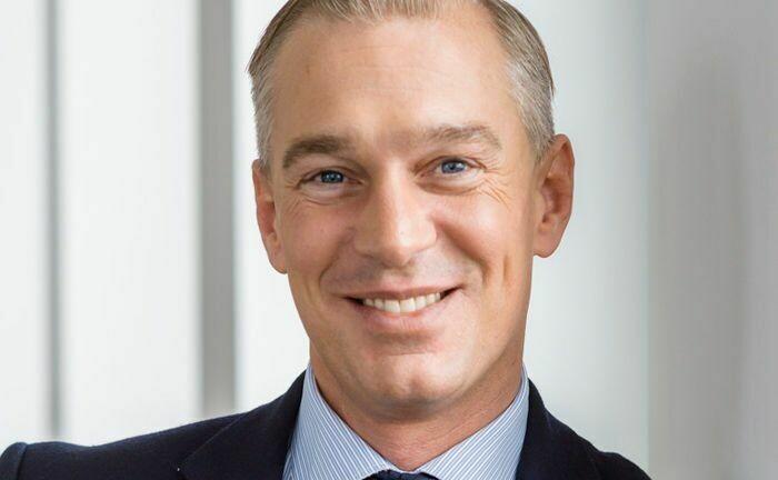 Christian Schneider-Sickert, Chef des digitalen Vermögensverwalters Liqid