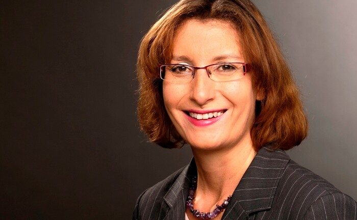 Silvia Schaak wurde bei LGIM befördert