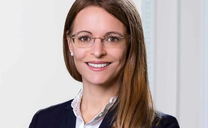 Nicole Bünger arbeitete viele Jahre für DJE Kapital