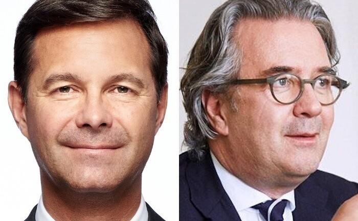 Rolf Müller (l.) und Jens Spudy, gemeinsam wollen sie die ICR wieder auf Vordermann bringen