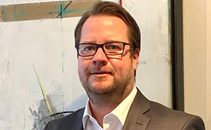 Mirko Matzke, erfahrener Wertpapierexperte der Commerzbank