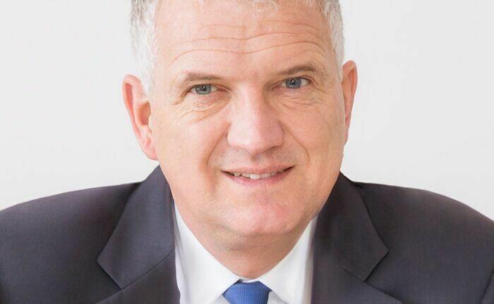 Volker Rützel, Leiter Privatkundengeschäft beim Bankhaus Herzogpark