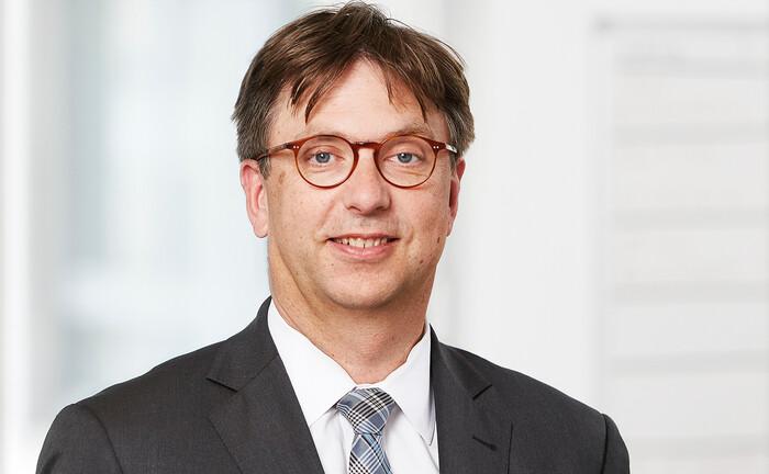 Reinhard Pfingsten von der Bethmann Bank