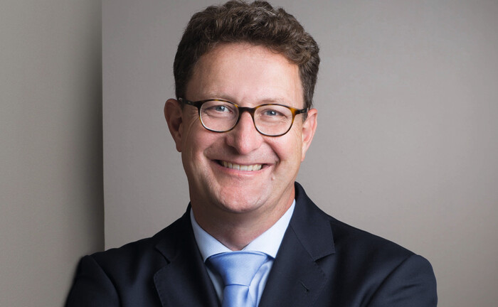 Bernhard Gilgenberg von der Pensionskasse der Deutschen Wirtschaft