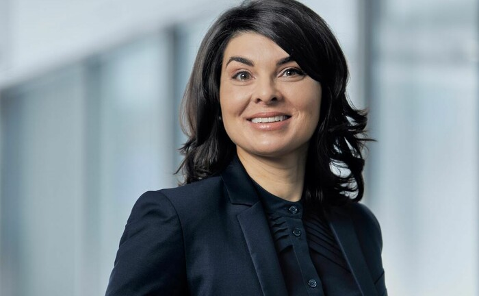 Chantale Pelletier wechselt den Arbeitgeber