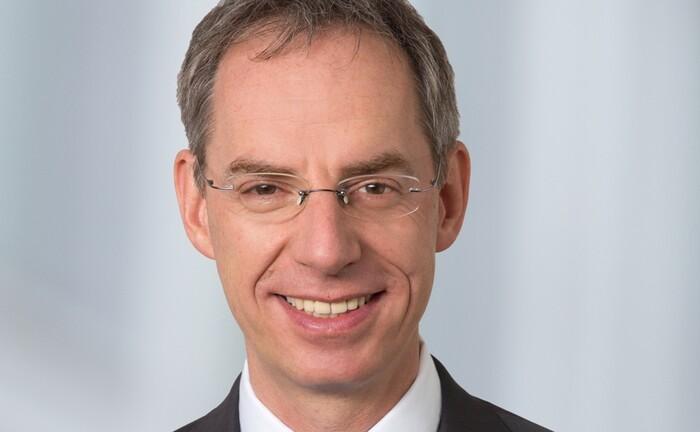 Wolfgang Holzberger, erfahrener Logistikimmobilien-Spezialist