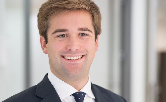 Louis Larere ist SRI-Portfoliomanager von Zadig Asset Management