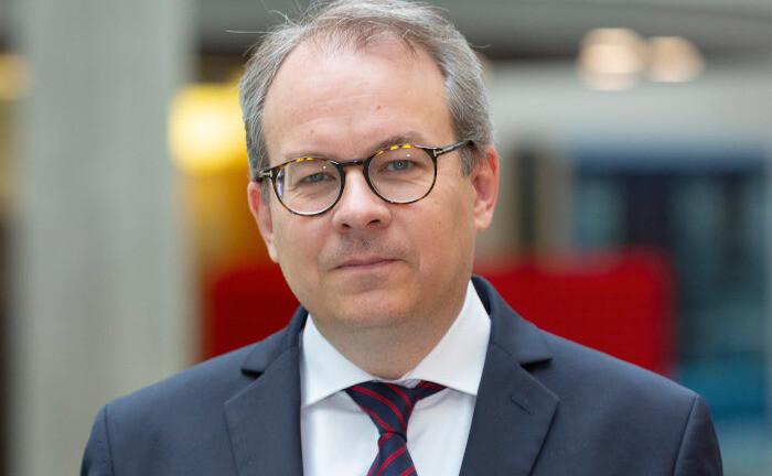 Florian von Khreninger-Guggenberger, Leiter Private Banking der Stadtsparkasse München