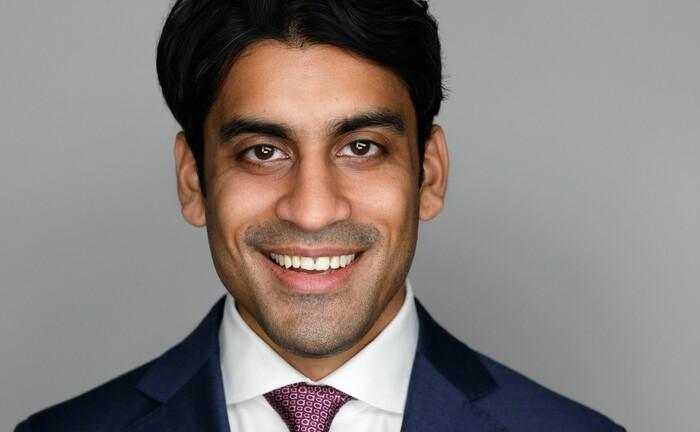 Rahul Bhushan ist Co-Gründer des in London ansässigen Fondsanbieters Rize-ETF
