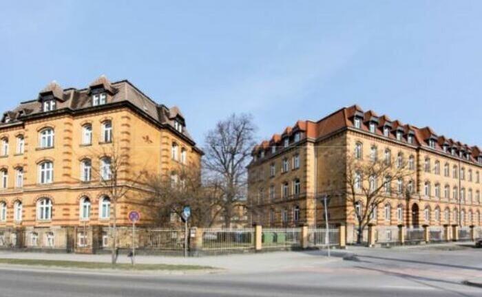 Justizministerium in Dresden